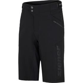 Ziener Ciro X-Function Shorts Herren black